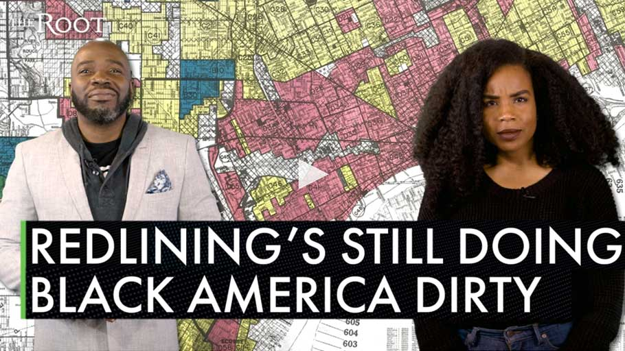 Redlining: The Origin Story of Institutional Racism