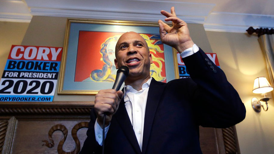 Why Cory Booker Is Focusing on Affordable Housing