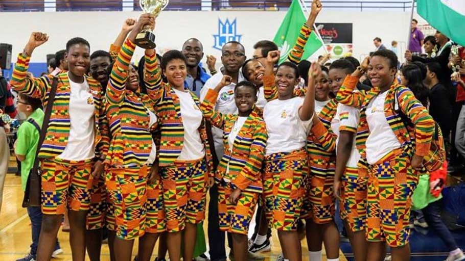 Ghanaian Students Win World Robofest Competition