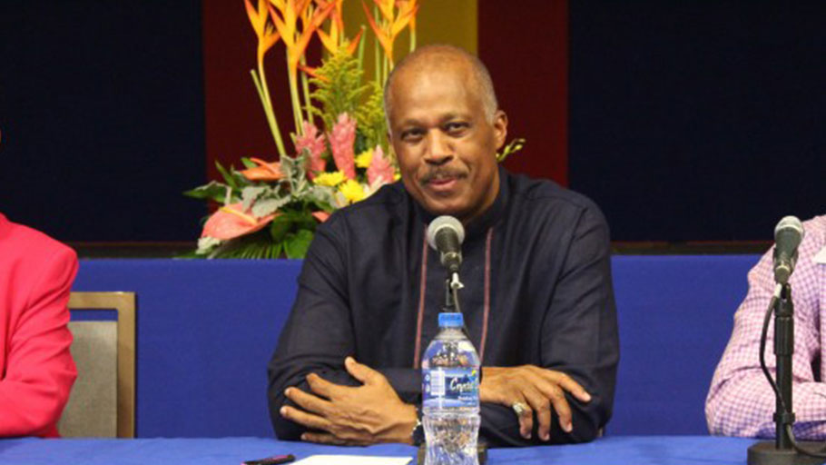Sir Hilary Beckles, Vice Chancellor of the University of the West Indies.