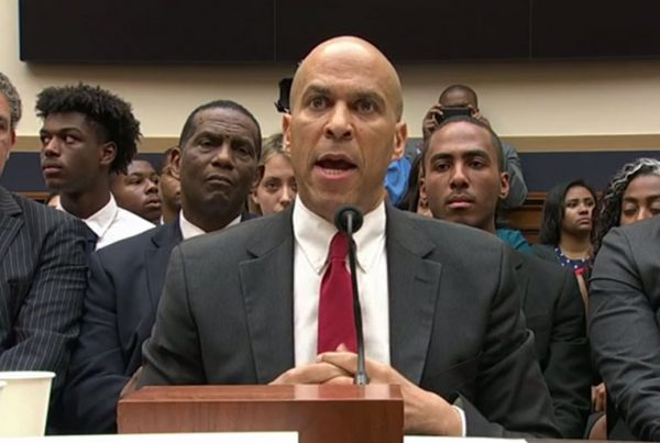 Lawmakers on Wednesday held the first congressional hearing in more than a decade on reparations, spotlighting the debate over whether the United States should consider compensation for the descendants of slaves in the United States. (June 19) AP