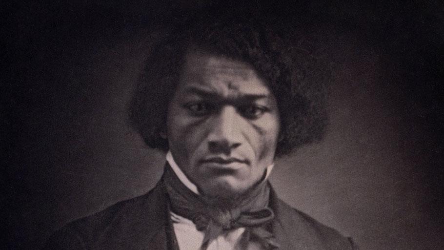 Frederick Douglass, 1850.