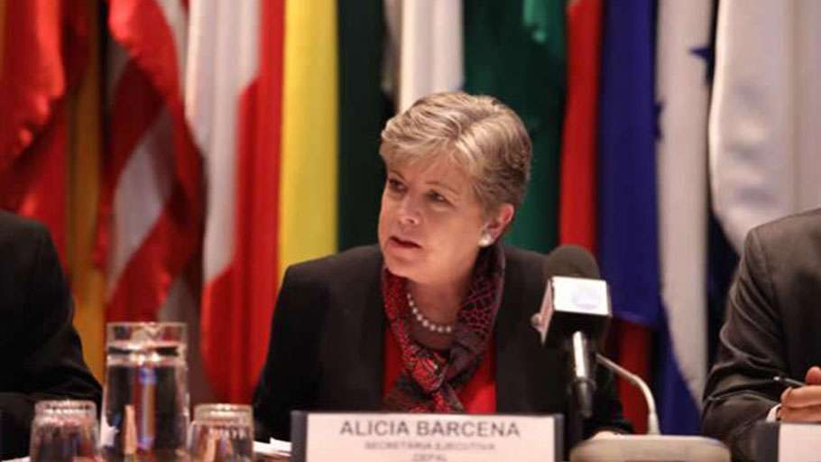Alicia Barcena