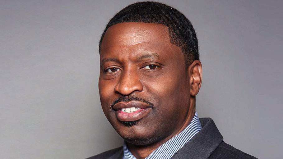 Derrick Johnson, NAACP President and CEO