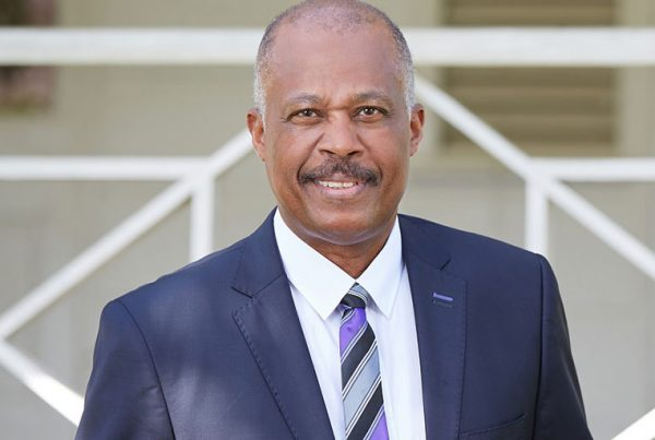 UWI's Vice-Chancellor, Professor Sir Hilary Beckles