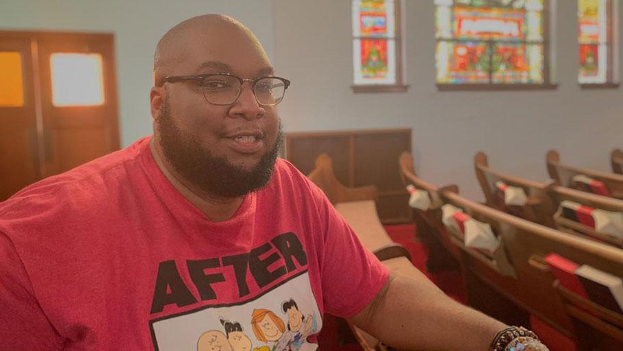 Pastor Derek Terry