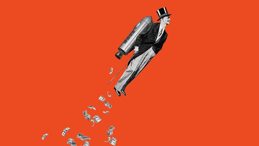 The Rich Can't Get Richer Forever, Can They?