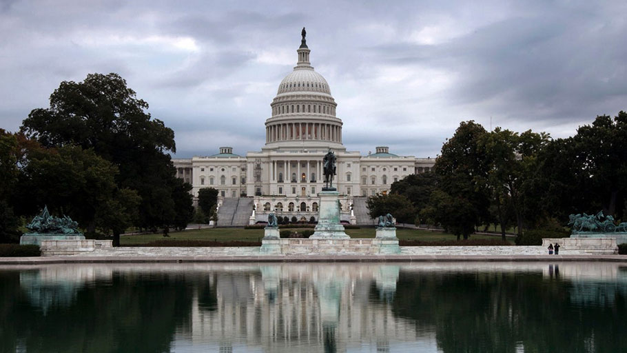 The US Capitol in Washington, D.C.