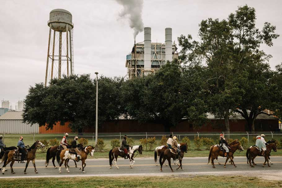 Refineries and working-class neighborhoods have replaced the sugar fields.