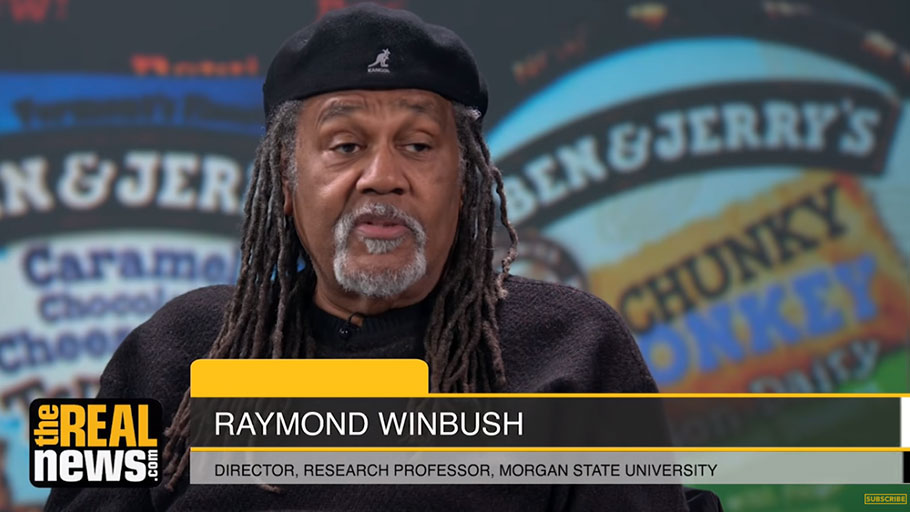 Dr. Ray Winbush