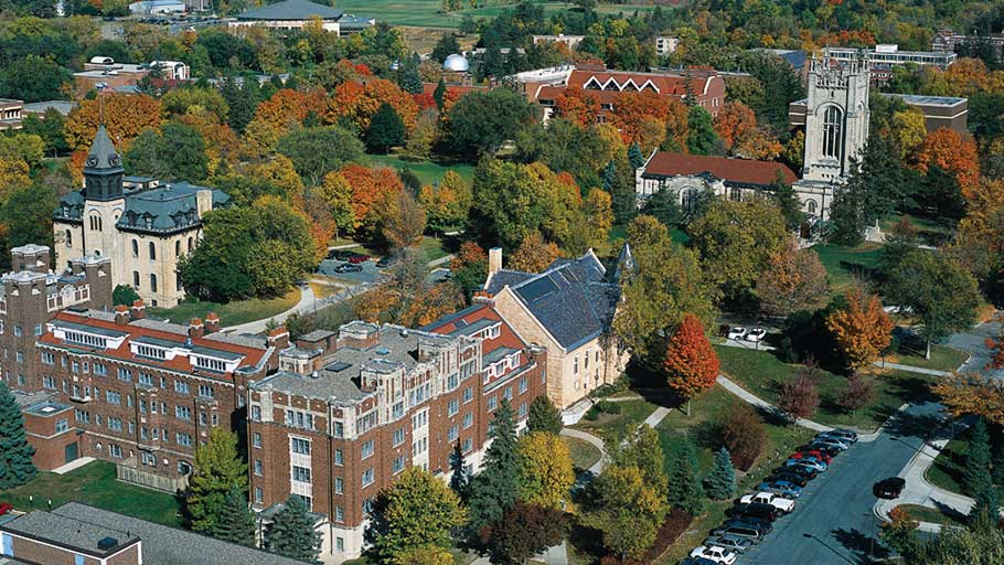 Carleton College, Northfield, Minnesota
