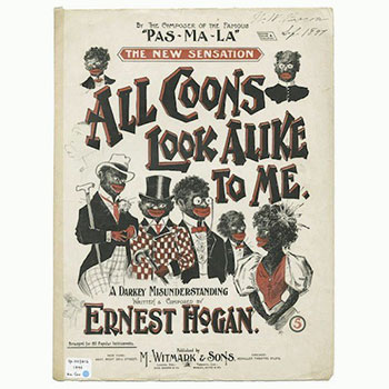 Tin Pan Alley Sheet Music, 1897