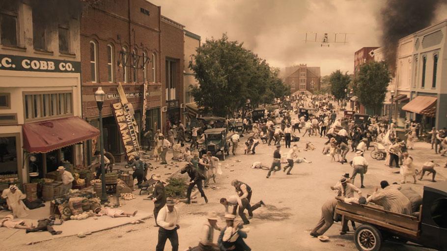 "Watchmen: ""Tulsa race massacre"" of 1921"