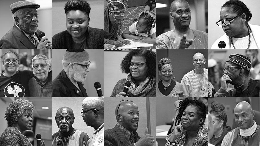 2019 IBW21 Black Family Summit Retreat. Photos by Salim Adofo.
