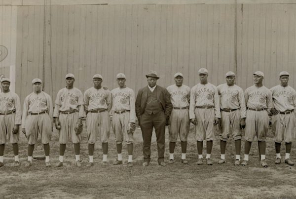 "Andrew ""Rube"" Foster and Negro League Baseball"