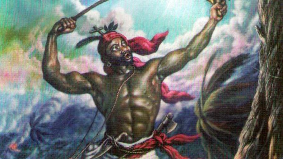 Dutty Boukman - Haitian Spiritual Leader.