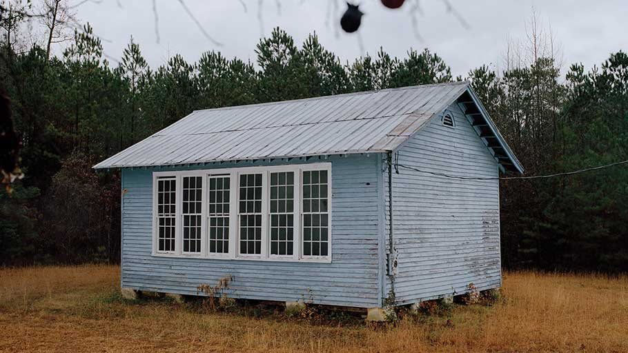 For decades, structures such as Rosenwald schools were deemed insignificant.
