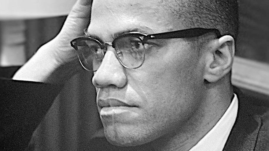 Malcolm X, March 26,1964