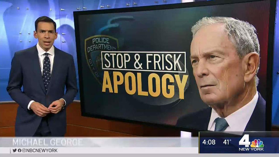 Stop and Frisk Still Could Stop Bloomberg