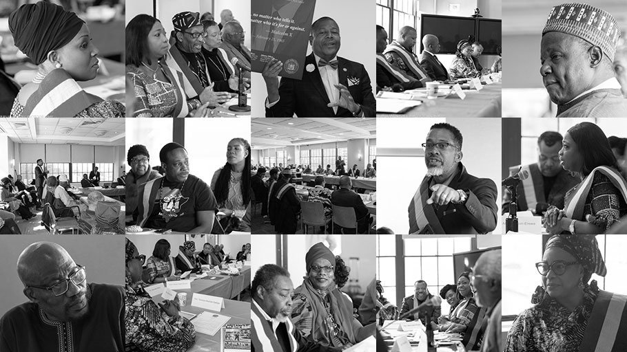 Summation of February 22, 2020 IBW21 Pan African Unity Dialogue (PAUD) Meeting