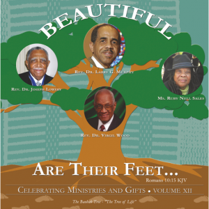 2015 Beautiful Are The Feet Honoree.