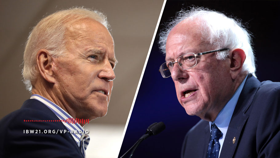 Biden vs Bernie: Dramatic Turn in the Presidential Race — March 9th Edition of Vantage Point with Dr. Ron Daniels