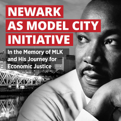 IBW21 Newark As Model City Initiative