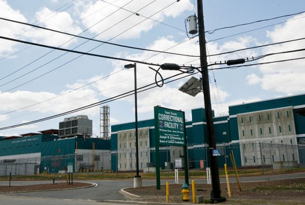 An order was signed late Sunday authorizing the release of offenders serving certain types of sentences in county jails.