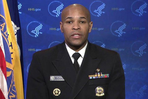 Surgeon General Dr. Jerome Adams