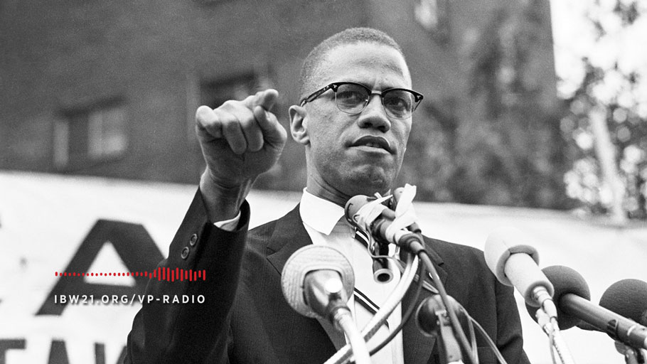 Who Killed Malcolm X ?, March 16th Edition of Vantage Point with Dr. Ron Daniels