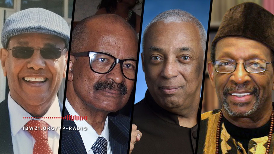 April 13, 2020 — On this edition of Vantage Point, host Dr. Ron Daniels talks with guests Dr. Mohammed Nurhussein, Gordon Tapper, Assemblyman Charles Barron and callers. Topics: COVID-19 Pandemic in Africa • Assemblyman Charles Barron Speaks Out • The Professor on the Soapbox