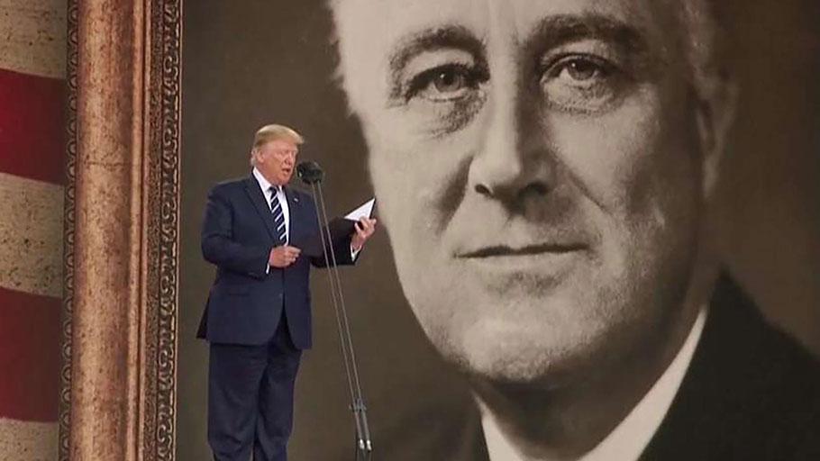 Trump, FDR