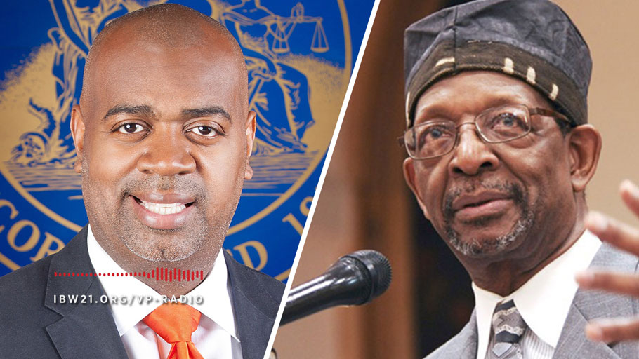 4/6/20 — On this edition of Vantage Point, host Dr. Ron Daniels talks with guests Mayor Ras J. Baraka and callers