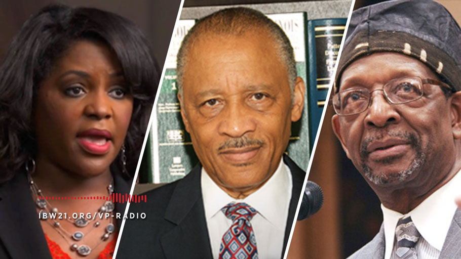 5/18/20 — On this edition of Vantage Point, host Dr. Ron Daniels talks with guest Dr. Tiffany Crutcher, Judge Lionel Jean Baptiste and callers. Topics: The Tulsa Massacre and Destruction of Black Wall Street • Haitian Flag Day