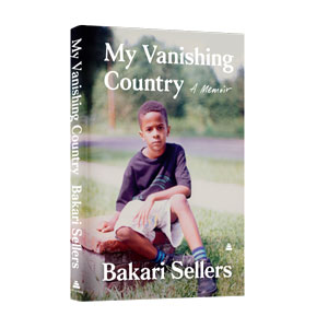 "Sellers' memoir ""My Vanishing Country"" will be released on May 19."