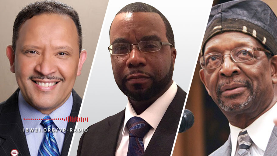 June 8, 2020 — On this edition of Vantage Point, host Dr. Ron Daniels talks with guests Marc Morial and Rev. Dr. Chales F. Boyer. Topics: COVID-19 Pandemic and Police Murders of Black People • The State of Black America Now