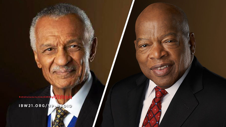 July 20, 2020 — On this special edition of Vantage Point, host Dr. Ron Daniels is joined by Rev. Mark Thompson to discuss the life and legacies of Rev. C.T. Vivian and Cong. John Lewis