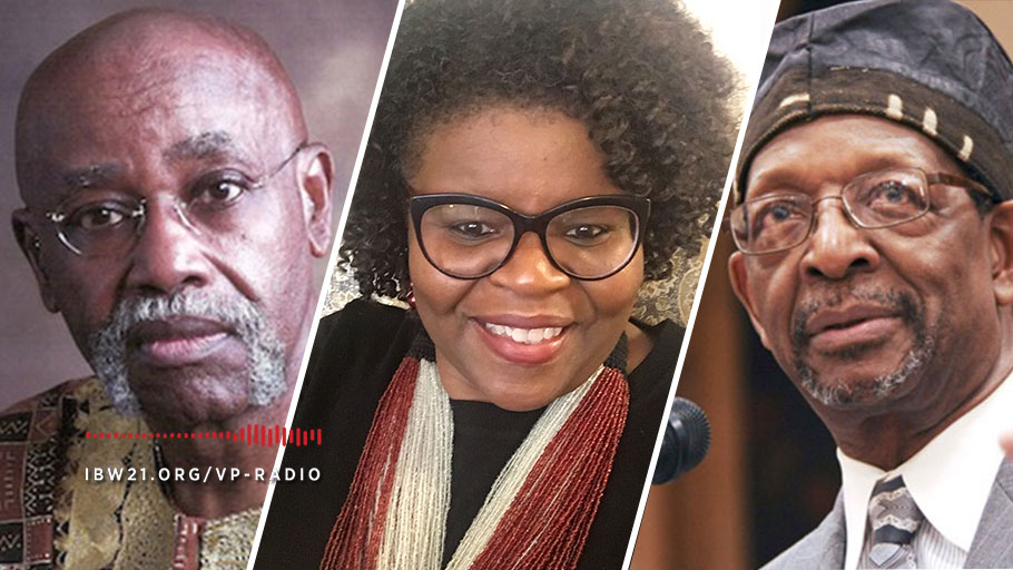 July 13, 2020 — On this edition of Vantage Point, host Dr. Ron Daniels talks with guests Dr. Zakiya Newland and Leonard Dunston. Topics: Community Cares Listening Line for First Responders and Essential Workers • COVID-19 and Institutional Racism • The Professor on the Soap Box.
