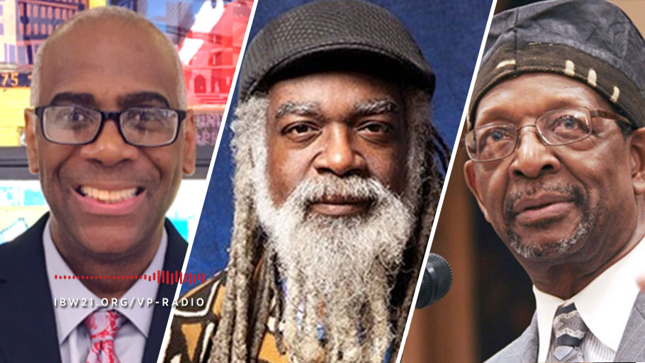 July 27, 2020 — On this edition of Vantage Point, host Dr. Ron Daniels talks with guests Dr. Leon McDougle and Paradise Gray. Topics: COVID-19 and Institutional Racism Continued and Hip Hop Activists for Social Justice