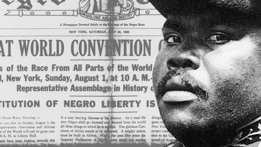 Marcus Mosiah Garvey, A Virtual Event. Commemoration of the 100th Anniversary of Marcus Garvey's Convention of the Negro Peoples of the World. Streamed August 1, 2020
