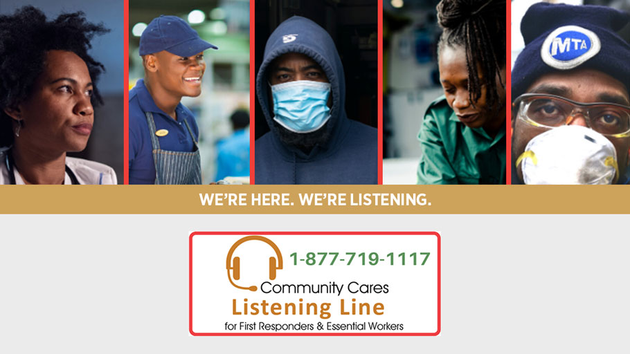 IBW21 Black Family Summit Launches a Listening Line for First Responders & Essential Workers