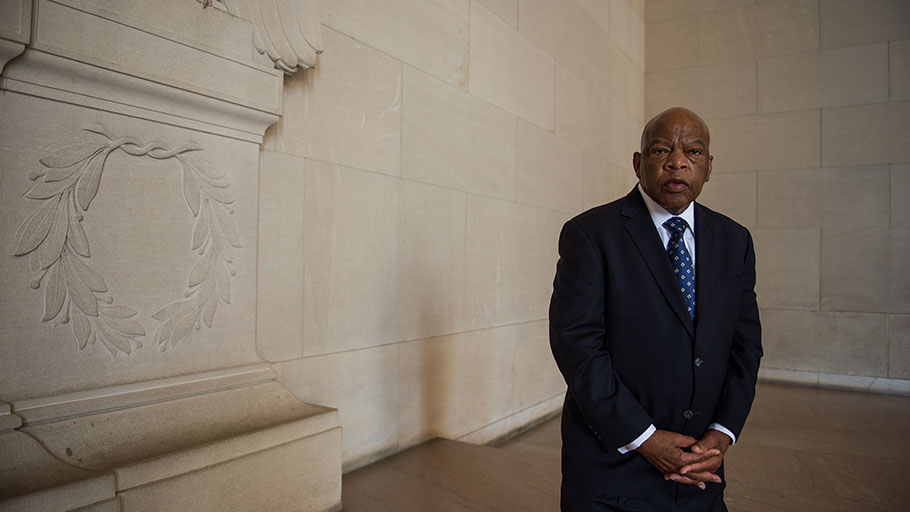 John R. Lewis, a civil rights titan and a formidable member of Congress for three decades, died at the age of 80 on July 17.