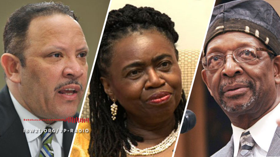 August 31, 2020 — On this edition of Vantage Point, host Dr. Ron Daniels talks with guests Marc Morial and Gwendolyn Zoharah Simmons, Ph.D. Topics: National Urban League's State of Black America Report • Reflections on the Founding of the National Black Independent Political Party • Professor on the Soap Box