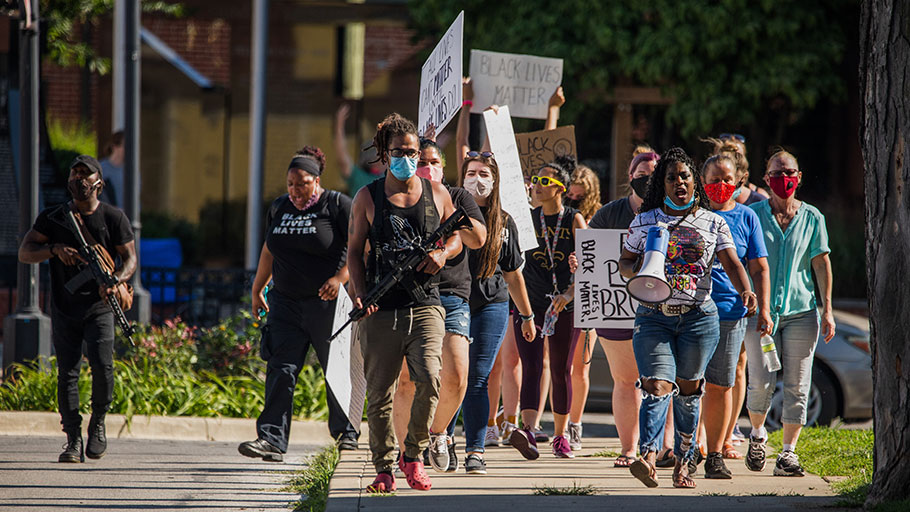 Will white people's participation in Black Lives Matter protests yield real change?