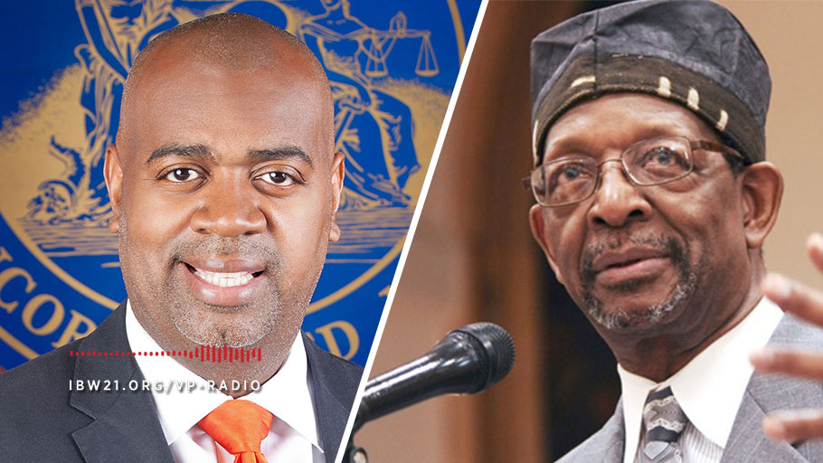 August 3, 2020 — On this edition of Vantage Point, host Dr. Ron Daniels aka The Professor talks with guests Mayor Ras J. Baraka and Dave Daniels from the December 12th Movement.