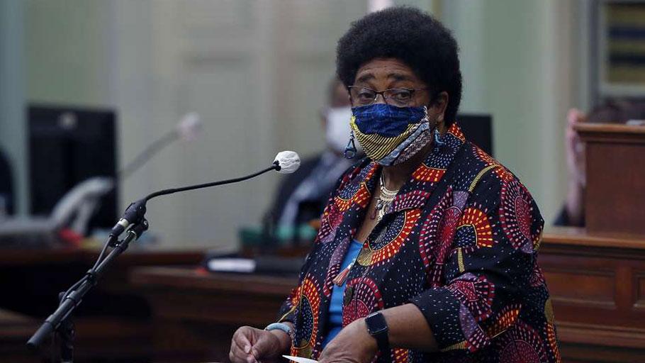 Assemblywoman Shirley Weber, D-San Diego.