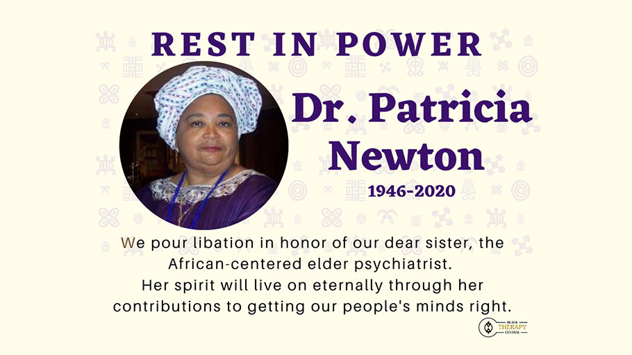 Honoring Dr. Patricia Newton