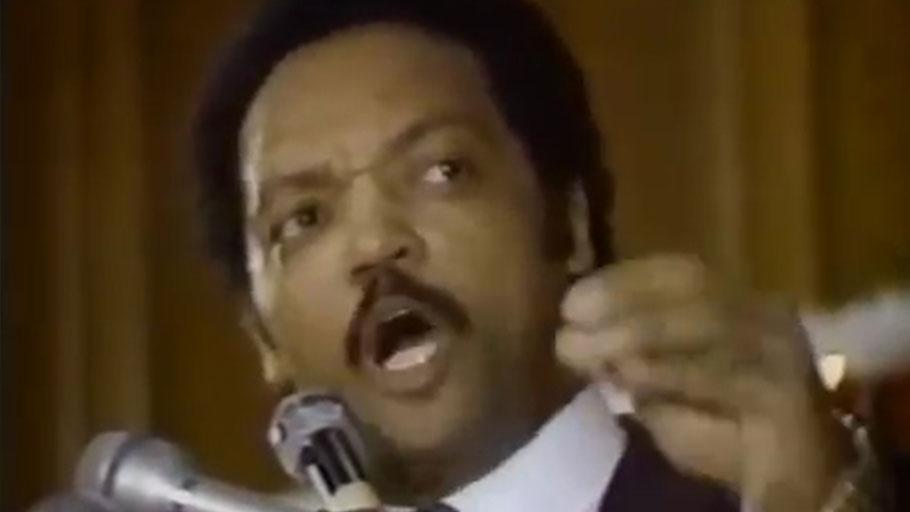 Rocks Just Laying Around: Rev. Jesse Jackson on the Value of the Black Vote