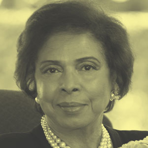 Dr. E. Faye Williams, President/CEO, National Congress of Black Women