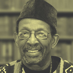 The Institute of the Black World 21st Century, Dr. Ron Daniels, President